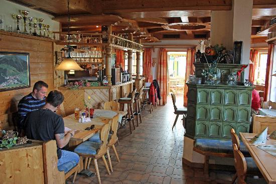 Restaurant Zenz'n Stub'n : Kaminstüberl