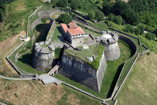 Sarzana, Italia: Vista panoramica