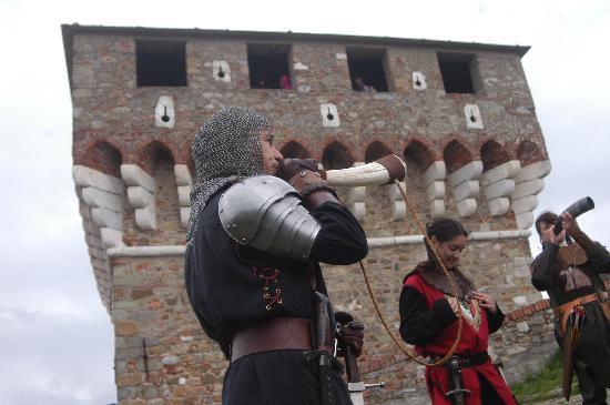 Sarzana, Italy: Armigeri