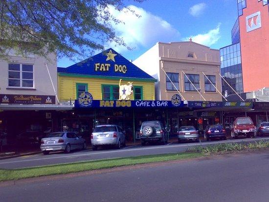 Fat Dog Cafe & Bar : l' esterno: carino!