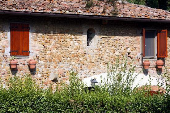 Podere Casanova: Farmhouse