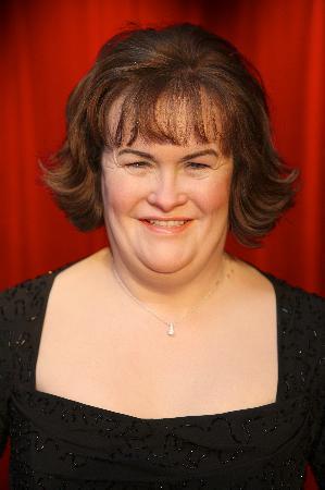 Madame Tussauds Blackpool : Susan Boyle