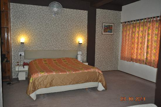 Honeymoon Inn Manali: Super Deluxe room