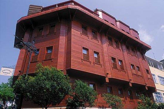Dersaadet Hotel Istanbul: Dersaadet - Exterior