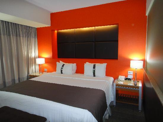 Holiday Inn Mexico City - Plaza Universidad: my room