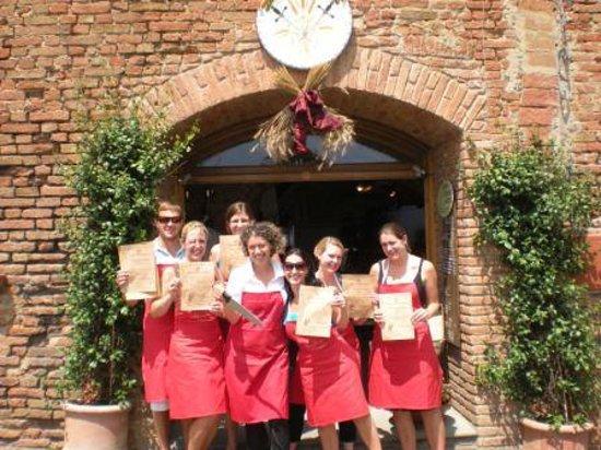 La Cucina di Giuseppina - Italian Cooking School: certfificate