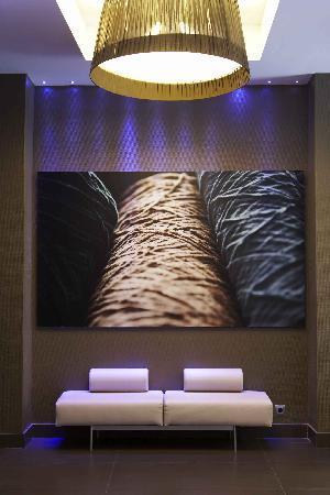 Hotel Constanza Barcelona: ENTRADA HALL