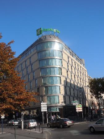Holiday Inn Paris-Porte De Clichy: Street View
