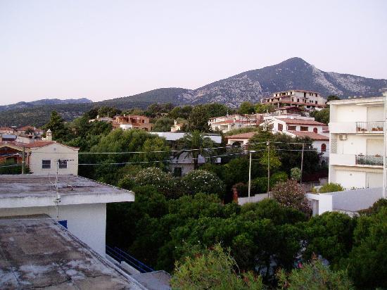 Hotel La Conchiglia : room view