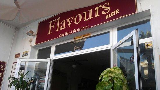 Flavours bistro