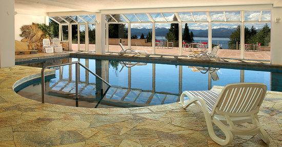 Hotel Villa Huinid Bustillo: Spa Villa Huinid