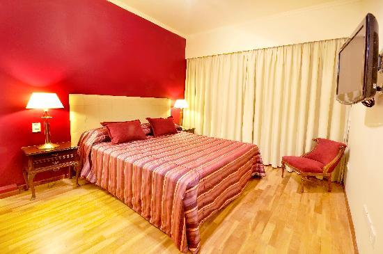 Habitaciones Hotel Argos Bahia Blanca