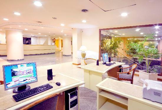 Business Center Hotel Argos Bahia Blanca