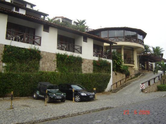 Hotel Ilha Branca Inn: FACHADA