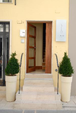Le Fornaci Apartment : entrata
