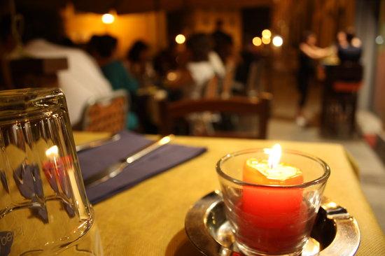 Osteria I 5 Sensi Alla Pomposa: Una sera d'estate