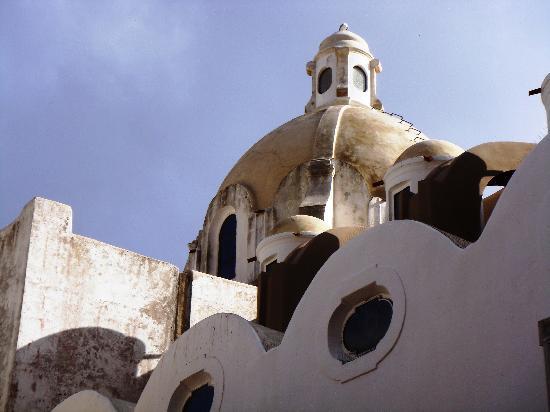 La chiesa della Piazzetta dal Piccolo Bar