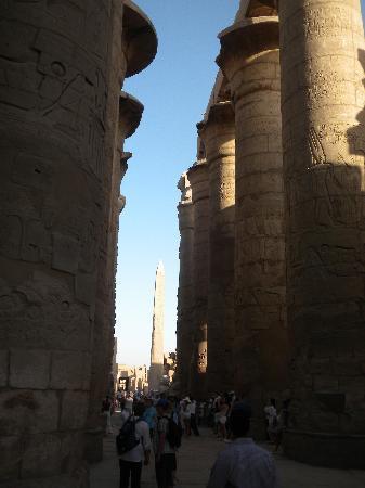 วิหารคาร์นัค: Karnak Temple