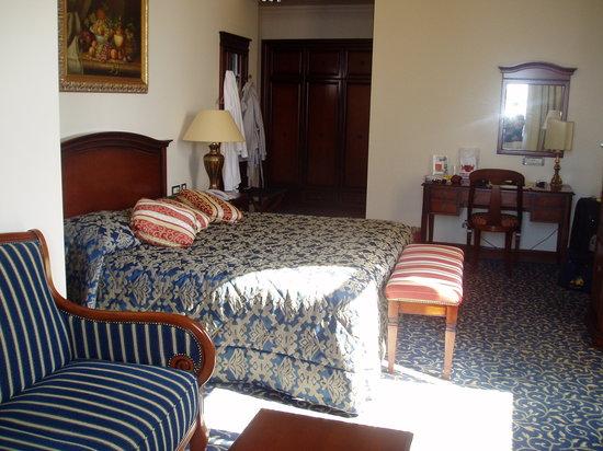 Grand Villa Argentina: Our room