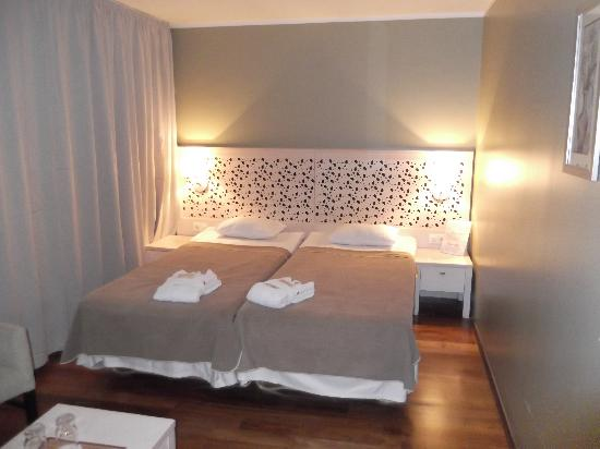 โรงแรมเจอร์มาล่าสปา: our room