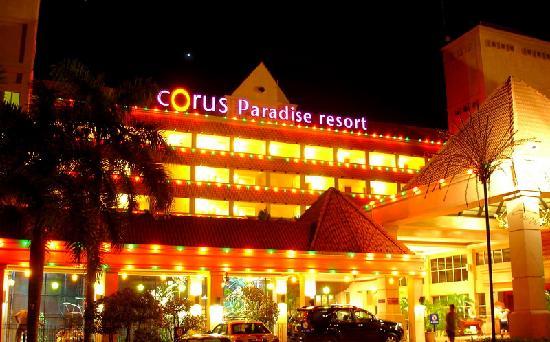 Corus Paradise resort: Corus