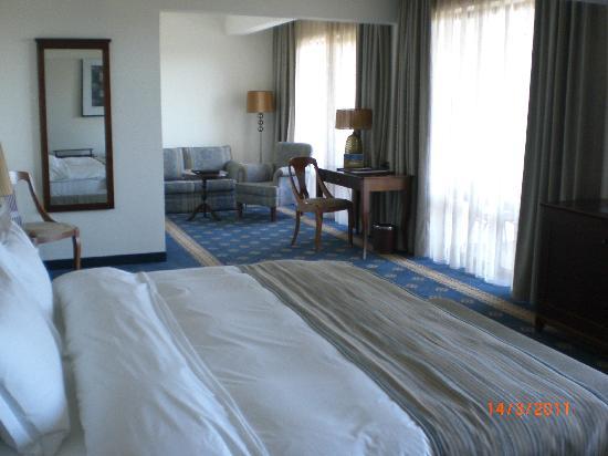 Grand Hotel & SPA Primoretz: Zimmer