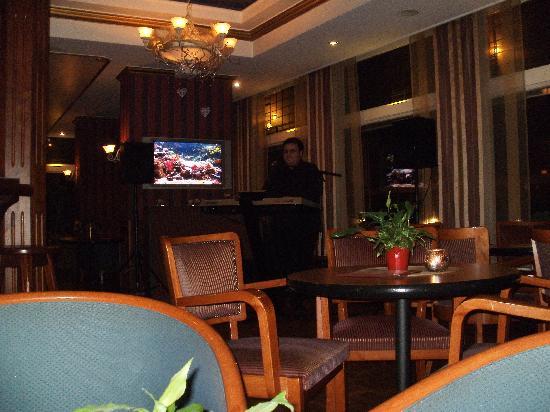 Grand Hotel Monopole: lounge/bar
