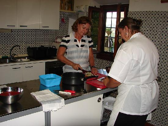 Impruneta, Italy: Vania from Brasil