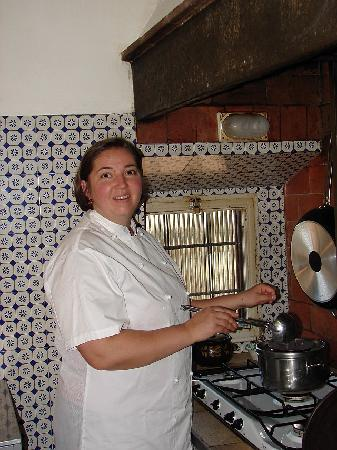 Impruneta, Italia: Giuditta your chef
