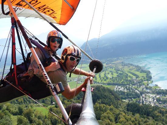 Hang Gliding Interlaken: Most Beautiful Flight in the World