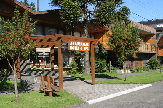 Photo of Hotel and Spa Araucarias Pucon
