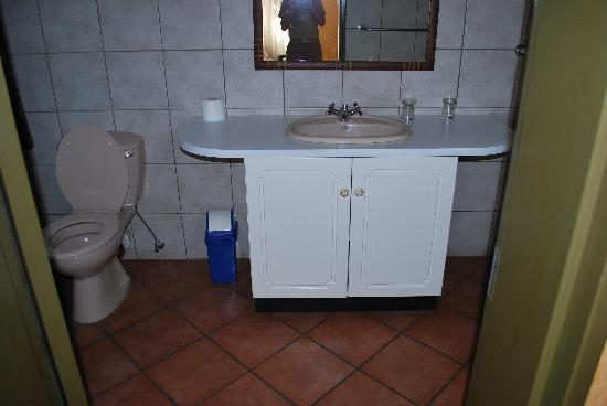 Villa Verdi Guesthouse: lussuoso bagno
