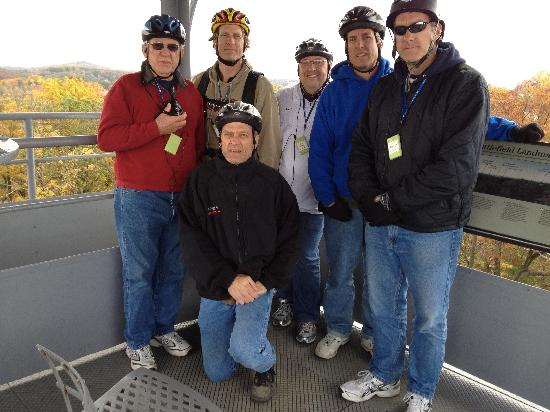 Segway Tours of Gettysburg (SegTours, LLC): Culp's Hill Tower