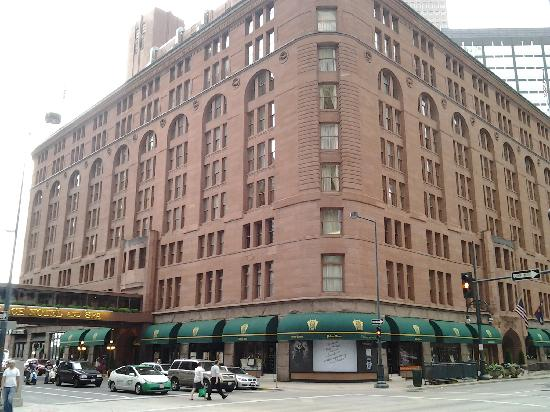 Ship Tavern: Another Exterior, Brown Palace Hotel and Ship's Tavern