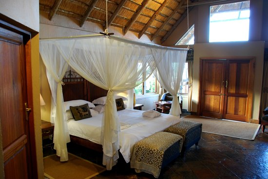 Entabeni Game Reserve, South Africa: our lodge