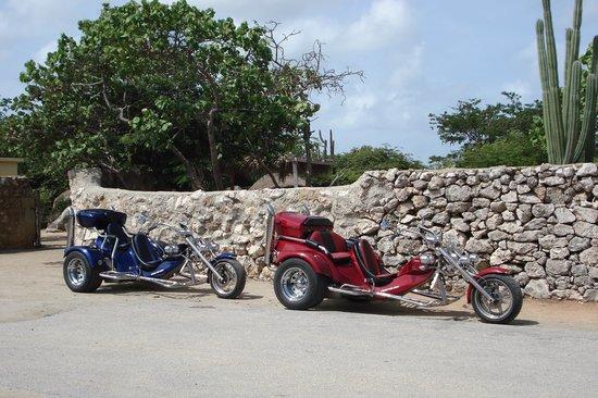 Trikes Aruba: Trikes