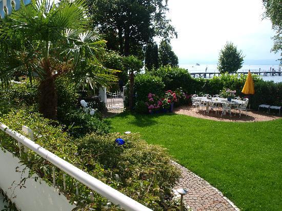 Villa am See: Aussicht 3