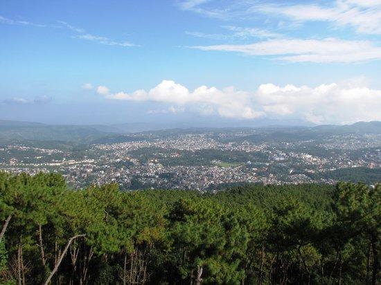 Μεγκχαλάγια, Ινδία: view