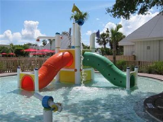 Club Med Sandpiper Bay: Kids' splash pad