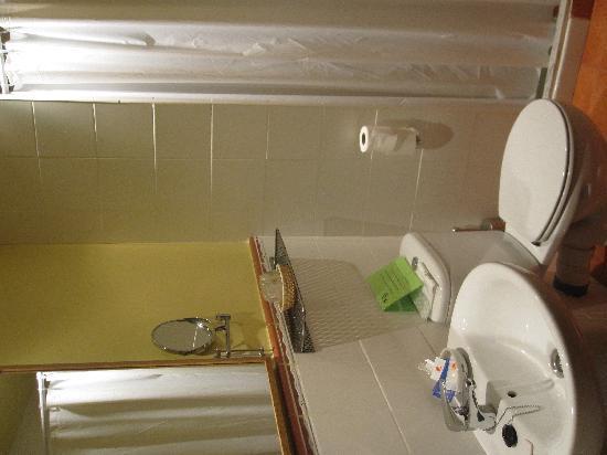Hotel Ripoll: WC