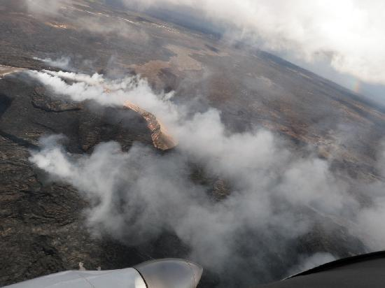 Volcano Air Tours: Amazing views of the Volcano