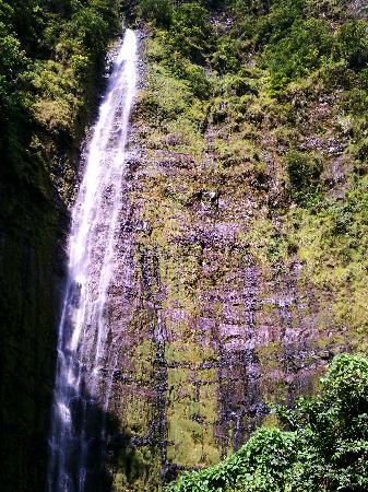 Hana Highway - Road to Hana : Waimoku Falls