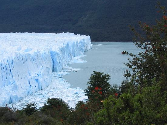 Patagonia, Argentina: GLACIAR PERITO MORENO - Una maravilla de la naturaleza.No te cansas de mirarlo