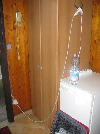 Fiori d'Arancio : prese elettriche