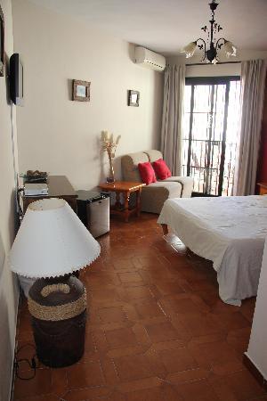 Hostal Casa Mercedes: room