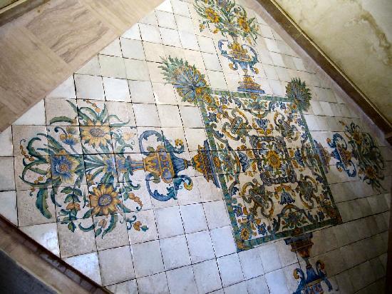 Palacio del Marqués de Dos Aguas: azulejos