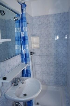 Apartmani Melita: APP 1 -bathroom