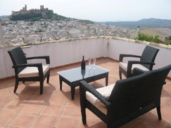 Andalucian Guesthouse La Mota Vista: Relax and enjoy the view