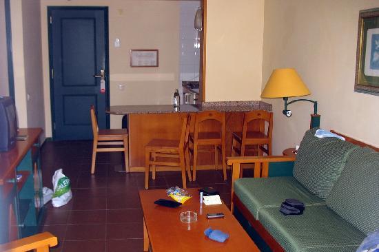 Brena Baja, Espanha: Zimmer