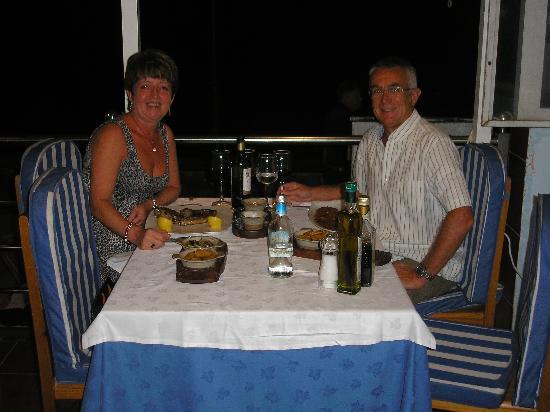 Sol Jandia Mar Apartamentos : La Gaviotas Restaurant , Morro Jable